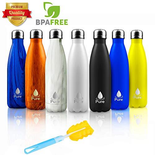 Pure Hydration Aquapure Traveller Botella purificadora de agua