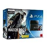 PS4: PlayStation 4 - Konsole inkl. Watch Dogs