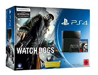 PlayStation 4 - Konsole inkl. Watch Dogs (B00JP2PEF0) | Amazon price tracker / tracking, Amazon price history charts, Amazon price watches, Amazon price drop alerts