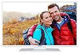 Telefunken XF40A401-W 102 cm (40 Zoll) Fernseher (Full HD, Triple Tuner, Smart TV) weiß