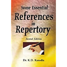 Some Essential References in Repertory