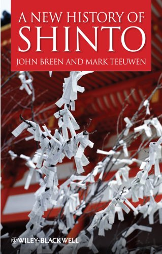 A New History of Shinto di John Breen