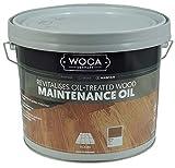 Woca - Aceite de mantenimiento (2,5L), color blanco