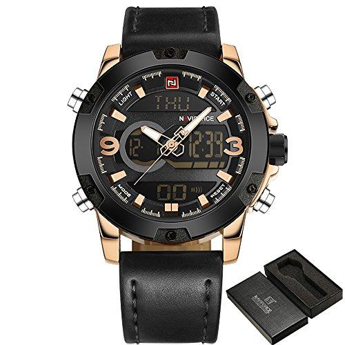 NAVIFORCE - -Armbanduhr- NB-1