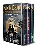 Zach Dane, detective de lo sobrenatural: Colección en español de misterio cozy (Vol 1 al 3)