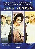 Northanger Abbey, Persuasion, Mansfield Park (PACK GRANDES RELATOS DE LA LITERATURA ROMANTICA: JANE AUSTEN, Spanien Import, sieh