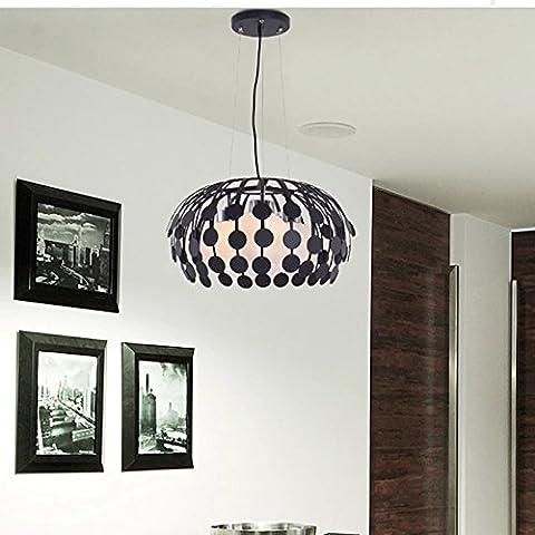 CLG-FLY Creative arte ferro LED lampadario di cristallo soggiorno lampada bedroom luci,#47