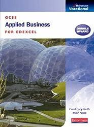 GCSE Applied Business Edexcel: Student Book