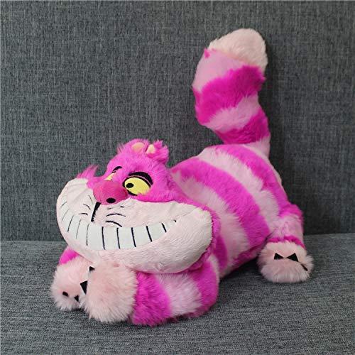 xuritaotao Seltene Große Alice Im Wunderland Cheshire Cat Pink Cute Stuff Plüschtier Puppe Kinder Sammlung -
