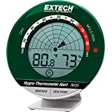 Extech RH35 Thermo-hygromètre radar avec système d'alerte pour bureau