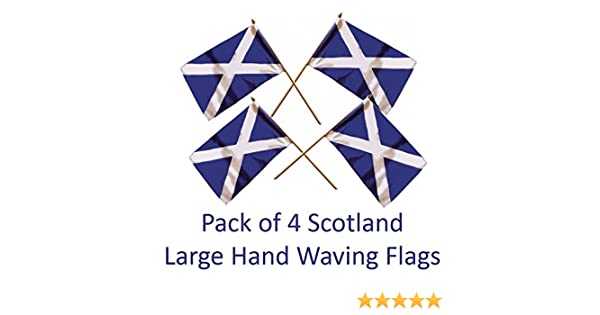 Andrew croix de saint Andr/é /écossaise drapeau/ /Drapeau /écossais Ind/épendance SNP/ /Écosse Drapeau /à la main/ /St /de qualit/é sup/érieure /à la mai