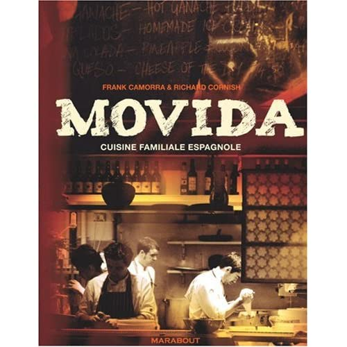 Movida : Cuisine familiale espagnole