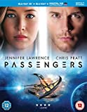 Passengers (Blu-ray 3D + Blu-ray) [2016]