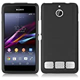 Cadorabo - Silikon TPU Schutzhülle für Sony XPERIA E1
