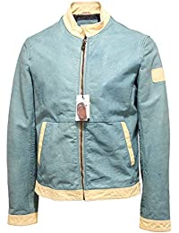 new product b30b4 35b94 Amazon.it: giubbotto di pelle uomo - GESTOUTLET: Abbigliamento
