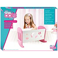 Speelgoed My beautiful dolls room 551-0303. Cuna mecedora para muñeca