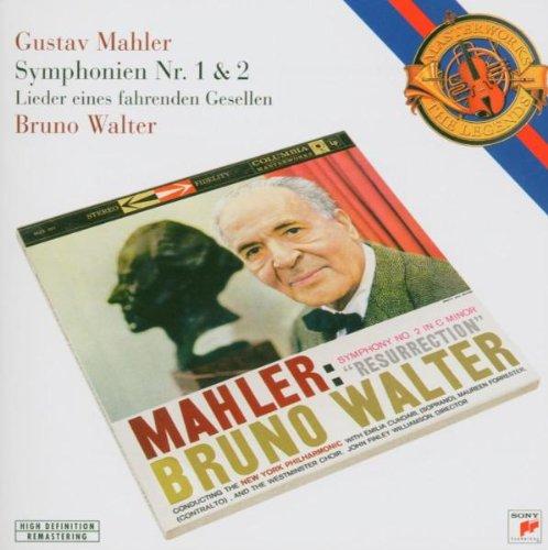 Mahler:  Sinfonien Nr. 1 & 2 / Lieder eines fahrenden Gesellen