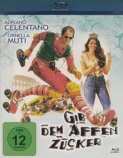 Gib dem Affen Zucker - Adriano Celentano Collection - Blu-ray