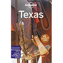 Lonely Planet Texas (Travel Guide) by Lonely Planet (17-Jan-2014) Paperback