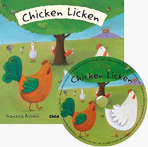 Chicken Licken Cover Image