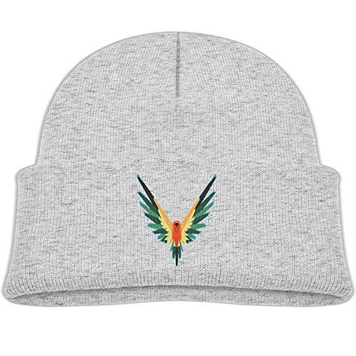 WYICPLO Warm Logan Paul's Flying Brids Winter Knitted Hat Baby Fleece Beanies Caps Girls'
