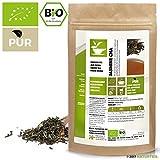 NATÜRLICH TEE - CHINA JASMINE CHA BIO - GRÜNER TEE BIO / Jasmintee, Biotee, Grüntee, Green Tea Organic - 100G
