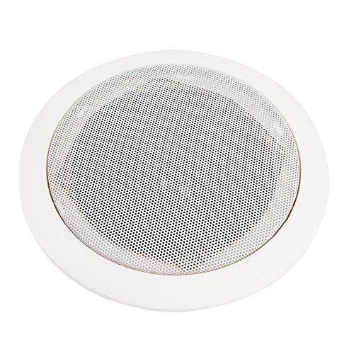 Cablematic KN01 - Altavoz de techo redondo de 6W 176 mm
