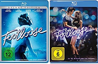 Footloose (1984) + Footloose-es ist wieder Zeit zu tanzen (2011) im Set - Deutsche Originalware [2 Blu-rays]
