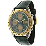 0ec5f420f768 Orient Watch Hd-8221-d Reloj Analogico Digital para Hombre Caja De Metal  Esfera Color Verde