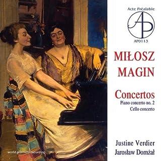 Concertos pour piano n°2, concerto pour violoncelle