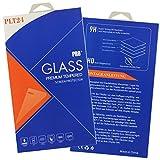PLT24® 9H Hartglas / Panzerglas für Samsung Galaxy S6 / Displayschutzglas / Tempered Glass / Panzer Glas Display Schutz Folie / Schutzglas / Echte Glas / Verbundenglas / Glasfolie (bewusst kleiner als das Display, da es gewölbt ist) - 6