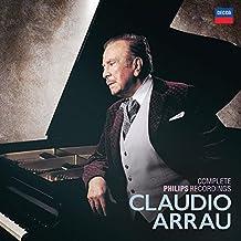 Claudio Arrau -  Complete Philips Recordings