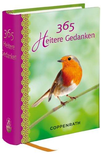 Coppenrath, F 365 Heitere Gedanken (Immerwährender Kalender)