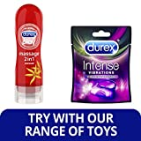 Durex Play Massage 2-in-1 Sensual Lube, 200 ml