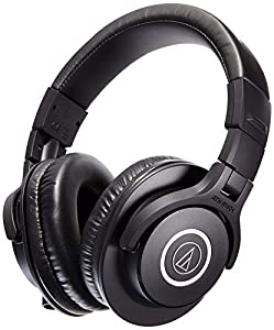 Audio Technica Pro ATH-M40X Cuffie Monitor Professionali in promozione su Polaris Audio Hi Fi