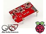 Kalea Informatique Schlossplatte Erweiterung für Raspberry Pi IOT–1Port für SSD M2(m.2NGFF SATA)–Professionelle/Komponenten, hochwertig