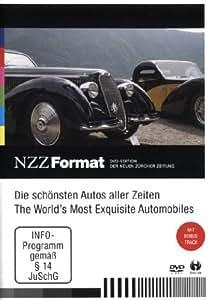 Die schönsten Autos aller Zeiten - NZZ Format