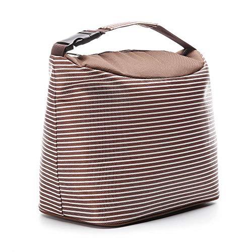HAIYOO Kühltasche Picknicktasche Lunchtasche Mittagessen Tasche Lunch Bag Cooler Bag Isoliertasche für Aufbewahrung von Essen