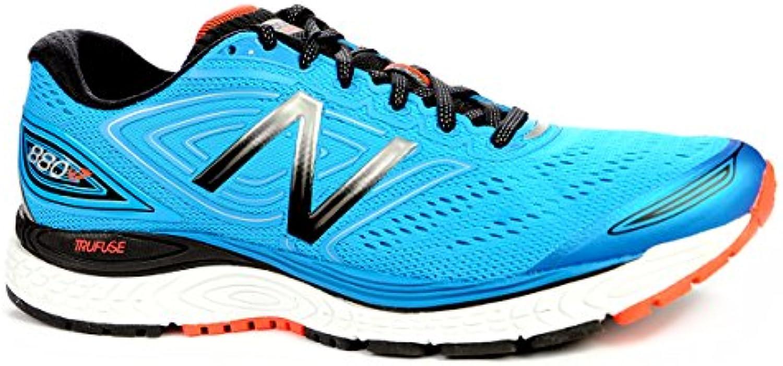 New Balance Zapatillas de running para hombre, Hombre, turquesa, 7.5