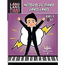 MÉTODO DE PIANO LANG LANG: NIVEL 5