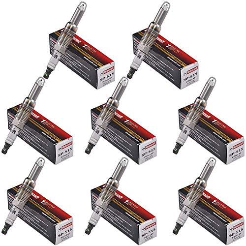 Balai Set di 8 candele per Ford F150 5.4L - Motorcraft Platinum Alloy SP515-SP546 HT15