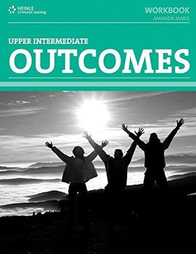 Outcomes Upper Intermediate Workbook by Amanda Maris (2010-02-28)