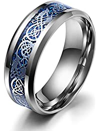 Uhren & Schmuck Edelsteine Silberring Männerring Ring Sterlingsilber 925 Handarbeit Schwarze Zirkonia Volumen Groß
