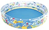 Bestway® Deep Dive 3-Ring Pool, Planschbecken, 152 x 30 cm, Blau