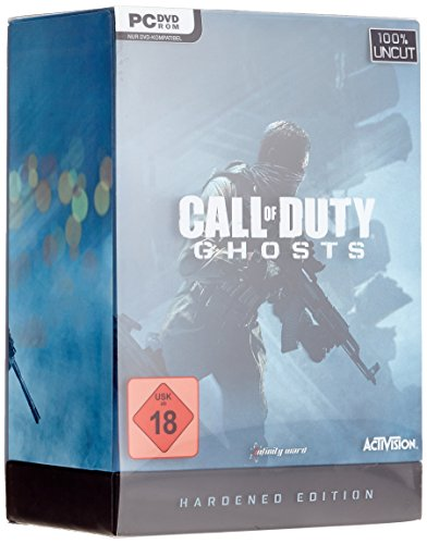 Call of Duty: Ghosts - Hardened Edition (100% uncut) - [PC] (Pc-spiel Call Duty Of Ghost)