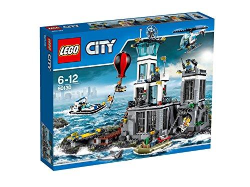 LEGO City 60130 la Caserma della Polizia dell'Isola gioco di costruzioni *04217