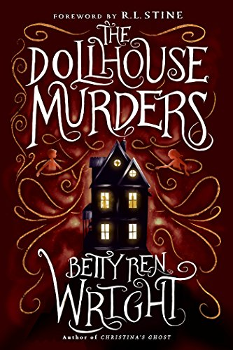 Book cover for The Dollhouse Murders