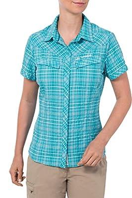 VAUDE Damen Bluse Women's Sarentino Shirt von VAUDE - Outdoor Shop
