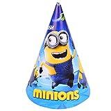 Party Butiko Minions Theme Party Paper H...