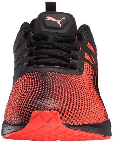 Puma Pulse XT V2 Synthétique Baskets Black-Red Blast